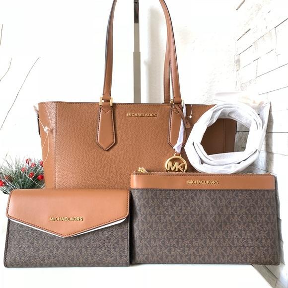 hela samlingen heta produkter springa skor MICHAEL Michael Kors Bags | Michael Kors Kimberly 3 In 1 Tote ...